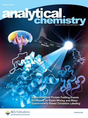 Analytical Chemistry: Volume 85, Issue 18