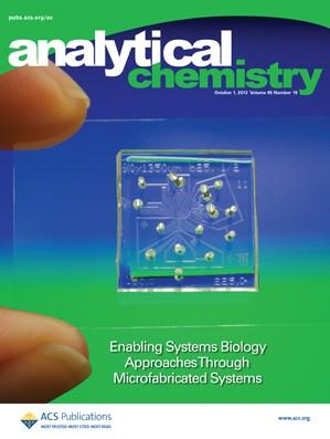 Analytical Chemistry: Volume 85, Issue 19