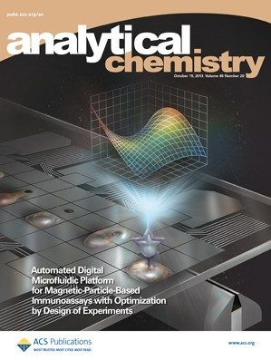 Analytical Chemistry: Volume 85, Issue 20