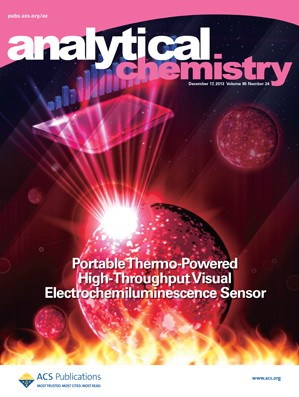 Analytical Chemistry: Volume 85, Issue 24