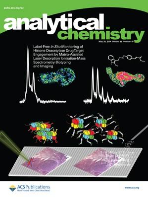 Analytical Chemistry: Volume 86, Issue 10