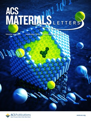 ACS Material Letters: Volume 2, Issue 9
