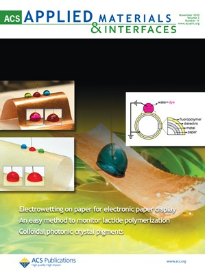 ACS Applied Materials & Interfaces: Volume 2, Issue 11