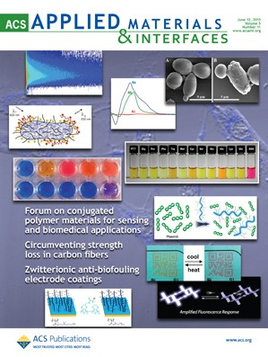 ACS Applied Materials & Interfaces: Volume 5, Issue 11