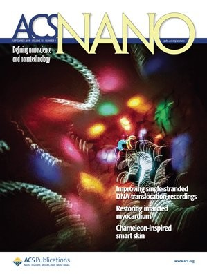 ACS Nano : Volume 13, Issue 9