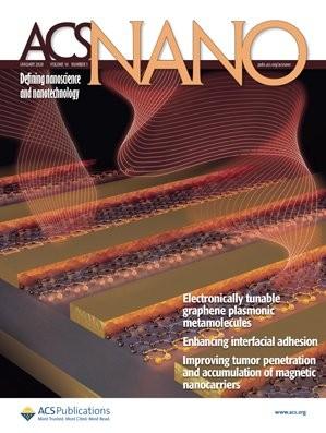 ACS Nano: Volume 14, Issue 1