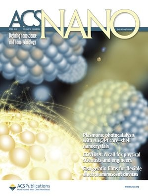 ACS Nano: Volume 14, Issue 4