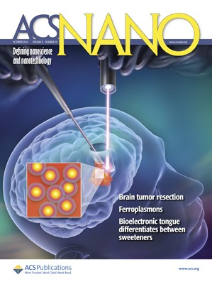 ACS Nano: Volume 8, Issue 10