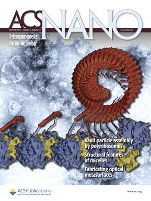 ACS Nano: Volume 8, Issue 11