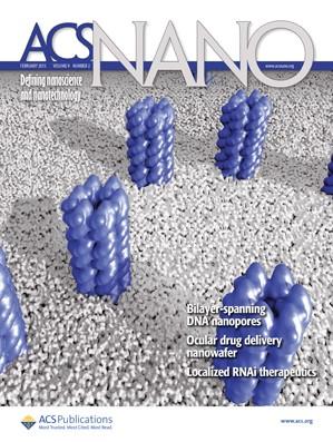 ACS Nano: Volume 9, Issue 2