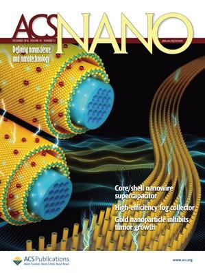ACS Nano: Volume 10, Issue 12