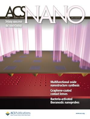 ACS Nano: Volume 11, Issue 5