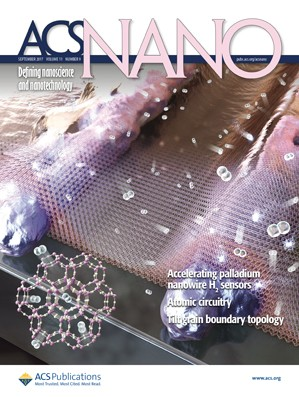 ACS Nano: Volume 11, Issue 9