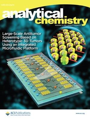 Analytical Chemistry: Volume 91, Issue 21