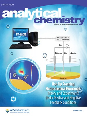 Analytical Chemistry: Volume 91, Issue 4