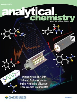 Analytical Chemistry: Volume 91, Issue 5