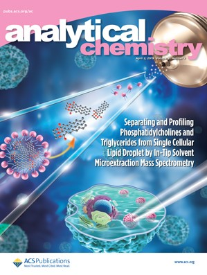 Analytical Chemistry: Volume 91, Issue 7