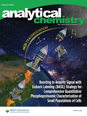 Analytical Chemistry: Volume 91, Issue 9