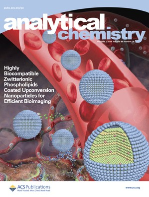 Analytical Chemistry: Volume 86, Issue 19