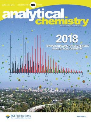 Analytical Chemistry: Volume 90, Issue 1