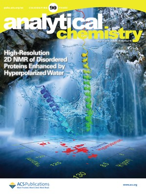 Analytical Chemistry: Volume 90, Issue 10