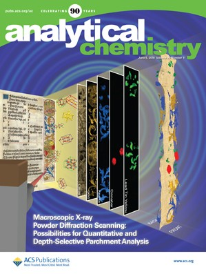 Analytical Chemistry: Volume 90, Issue 11