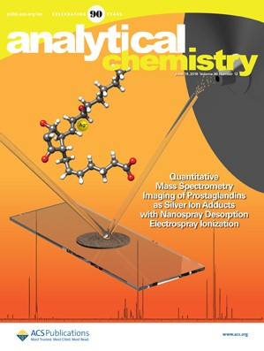 Analytical Chemistry: Volume 90, Issue 12