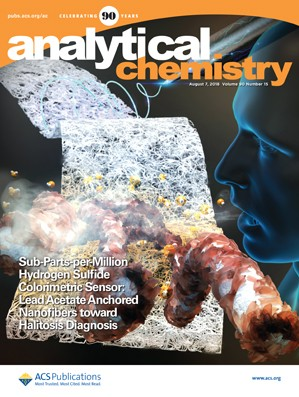 Analytical Chemistry: Volume 90, Issue 15