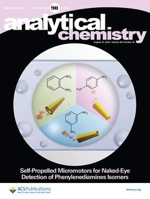 Analytical Chemistry: Volume 90, Issue 16