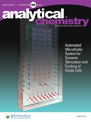 Analytical Chemistry: Volume 90, Issue 18