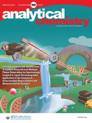 Analytical Chemistry: Volume 90, Issue 20