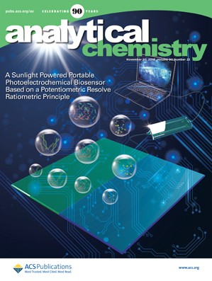 Analytical Chemistry: Volume 90, Issue 22