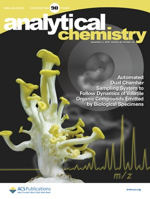 Analytical Chemistry: Volume 90, Issue 23