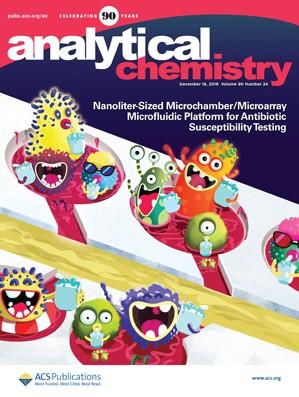 Analytical Chemistry: Volume 90, Issue 24
