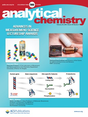 Analytical Chemistry: Volume 90, Issue 4