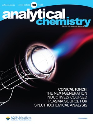 Analytical Chemistry: Volume 90, Issue 5