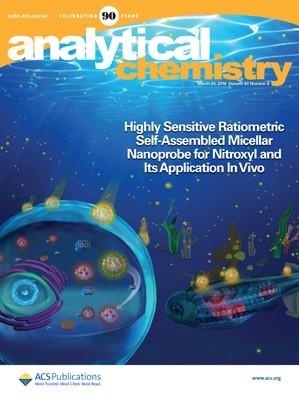 Analytical Chemistry: Volume 90, Issue 6