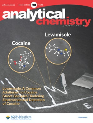Analytical Chemistry: Volume 90, Issue 8