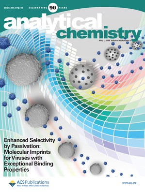Analytical Chemistry: Volume 90, Issue 9