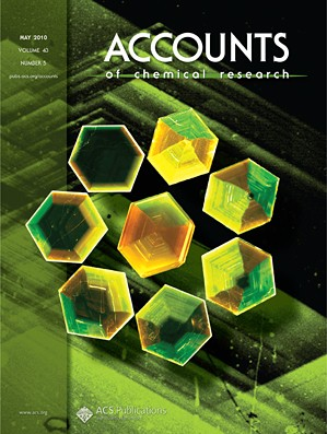 Accounts of Chemical Research: Volume 43, Issue 5