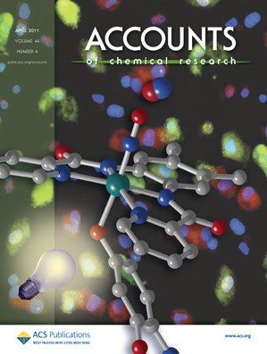 Accounts of Chemical Research: Volume 44, Issue 4