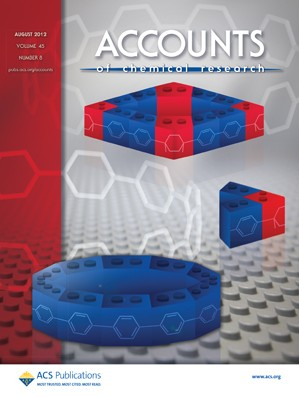 Accounts of Chemical Research: Volume 45, Issue 8