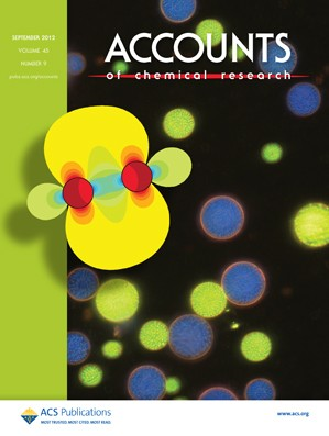 Accounts of Chemical Research: Volume 45, Issue 9