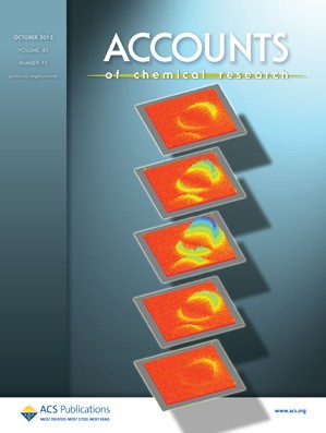 Accounts of Chemical Research: Volume 45, Issue 10
