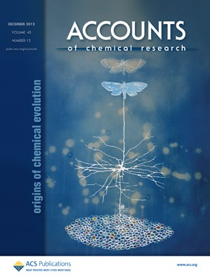 Accounts of Chemical Research: Volume 45, Issue 12