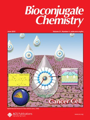 Bioconjugate Chemistry: Volume 21, Issue 6