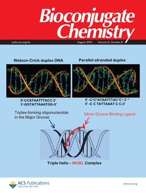 Bioconjugate Chemistry: Volume 21, Issue 8