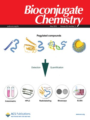 Bioconjugate Chemistry: Volume 23, Issue 5