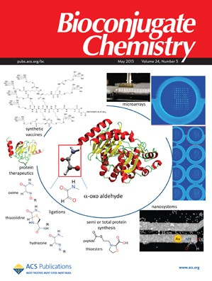 Bioconjugate Chemistry: Volume 24, Issue 5