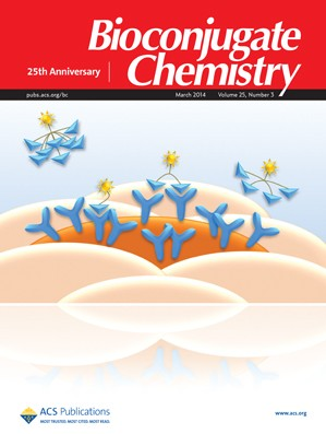 Bioconjugate Chemistry: Volume 25, Issue 3